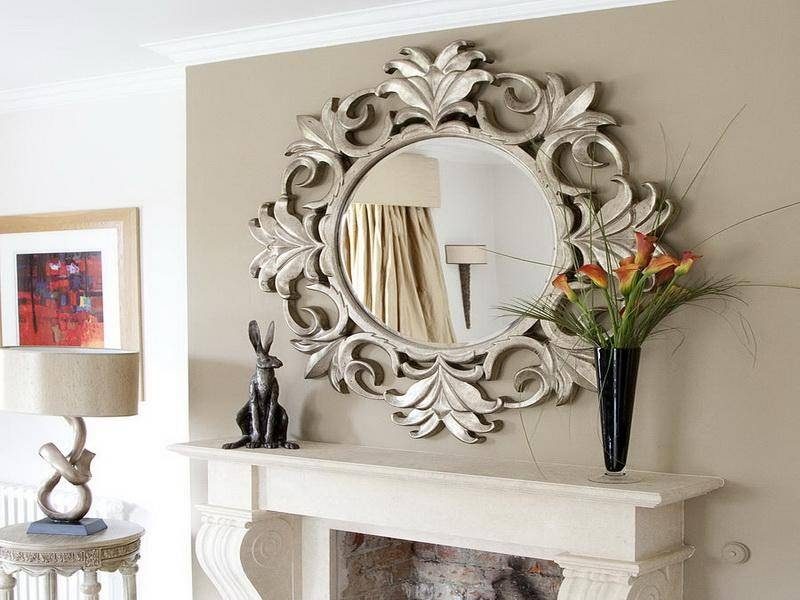 Inspiration about Unique Mirror, Unique Mirrors Better Than The Rest In Decors Large Inside Unique Round Mirrors (#21 of 30)
