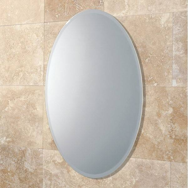 Unique Oval Mirrors Bathroom And Best Oval Mirrors Bathroom Within Oval Bevelled Mirrors (#29 of 30)