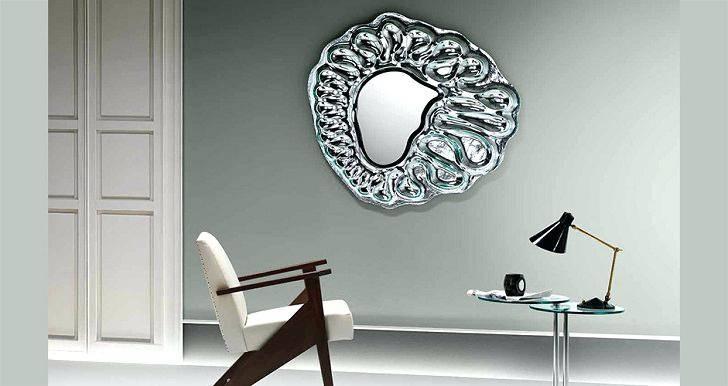 Unique Wall Mirror – Shopwiz Inside Unusual Wall Mirrors (View 14 of 20)