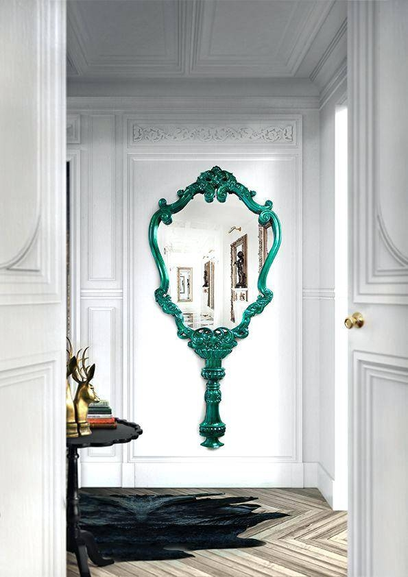 Unusual Large Wall Mirror – Shopwiz Pertaining To Unusual Large Mirrors (#17 of 20)