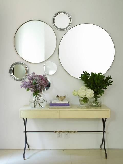 Inspiration about Upper West Side Residence – Contemporary – Hall – New York – Within Contemporary Hall Mirrors (#17 of 20)