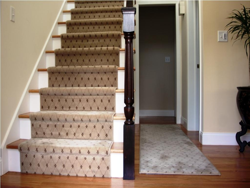 Inspiration About Using Carpet Stair Treads For Safety Reasons Vwho  Pertaining To Clear Stair Tread Carpet