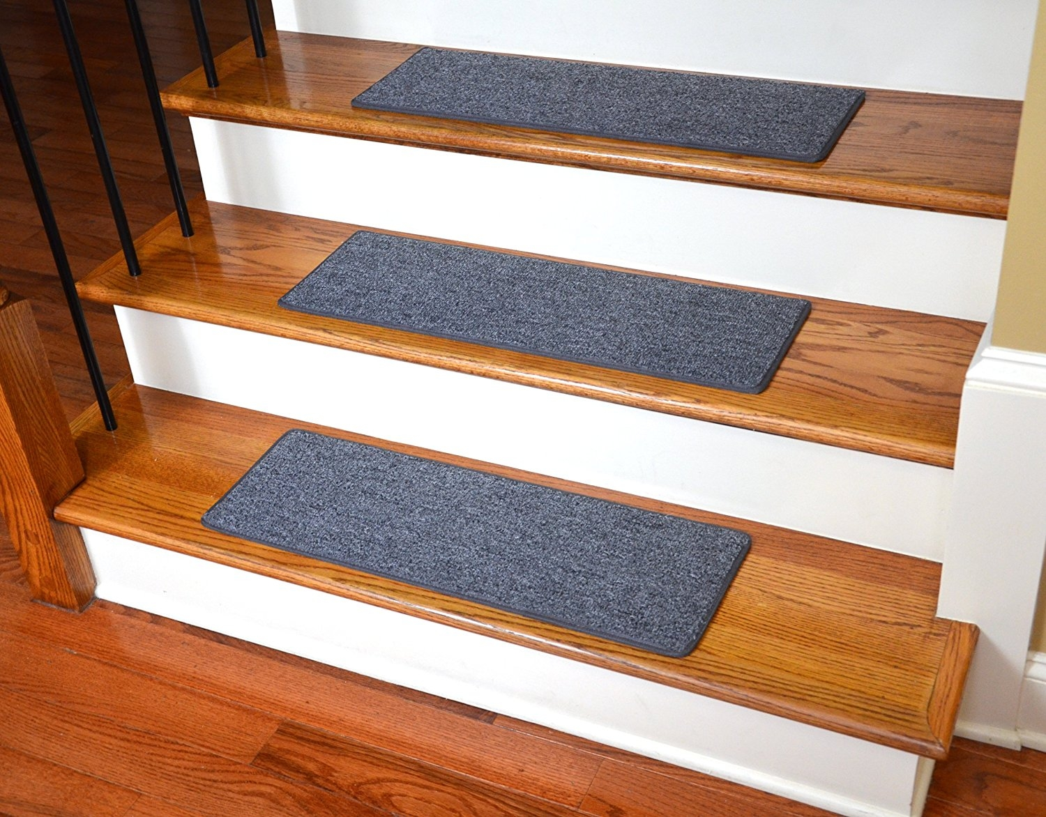 Inspiration about Using Carpet Stair Treads For Safety Reasons Vwho Throughout Stair Tread Rug Gripper (#2 of 20)