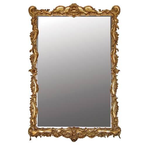 Popular Photo of Gilt Mirrors
