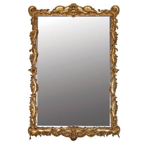 Inspiration about Valentina Ornate 6ft Gilt Mirror Pertaining To Ornate Gilt Mirrors (#3 of 30)