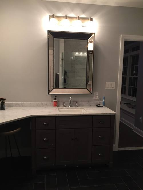 Inspiration about Vanity Lights Don't Work In Design! With Venetian Beaded Mirrors (#2 of 30)