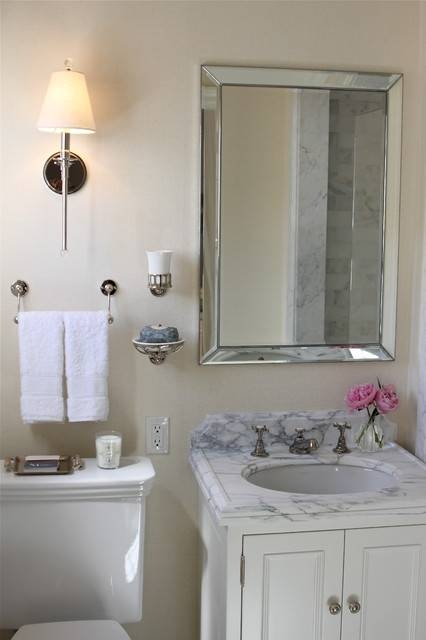 Inspiration about Venetian Beaded Mirrors In Bathrooms Design Ideas Pertaining To Venetian Bathroom Mirrors (#14 of 20)