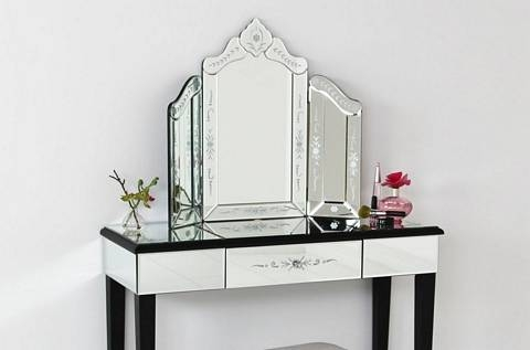 Inspiration about Venetian Dressing Table Mirror: £94.50 With Free Delivery! Pertaining To Venetian Dressing Table Mirrors (#2 of 30)