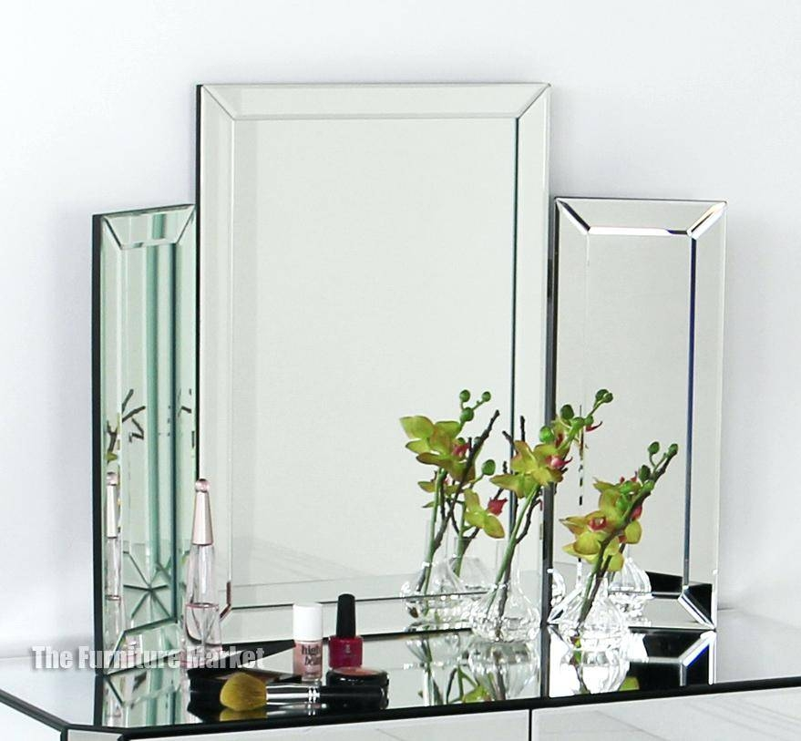 Venetian Dressing Table Mirror – Shopwiz For Venetian Table Mirrors (#11 of 20)