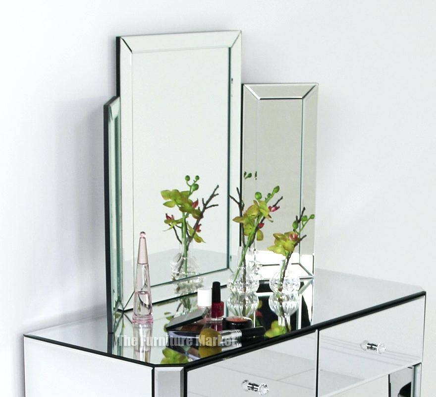 Venetian Dressing Table Mirror – Shopwiz Pertaining To Venetian Table Mirrors (#12 of 20)