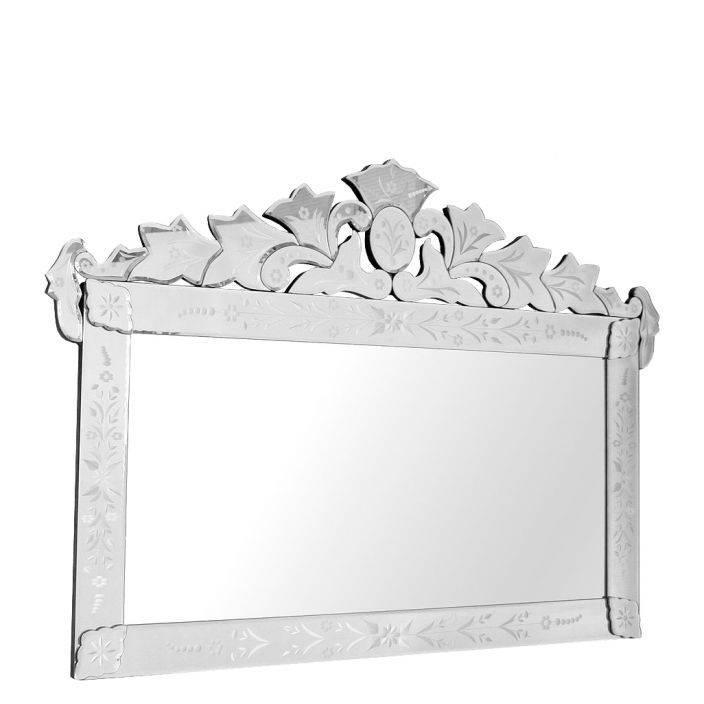 Venetian Landscape Wall Mirror | Venetian Mirrors Online Intended For Landscape Wall Mirrors (#26 of 30)