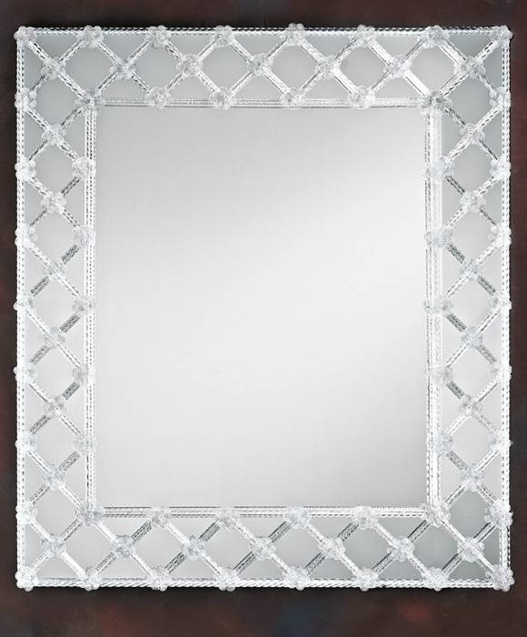 Venetian Mirror And Rectangular Venetian Mirror In Rectangular Venetian Mirrors (#21 of 30)