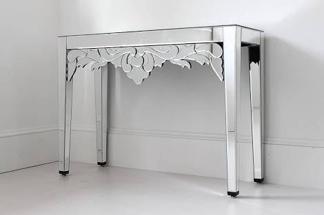 Venetian Mirror Glass Console Table At Rs 16500 /piece(S) | Glass Intended For Venetian Table Mirrors (#15 of 20)