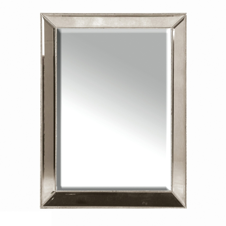 Inspiration about Venetian Mirror With Stud Frame | Mirrors Pertaining To Square Venetian Mirrors (#16 of 20)