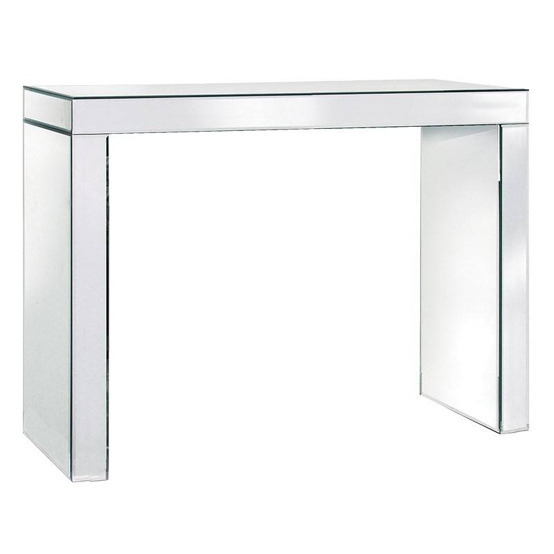 Inspiration about Venetian Mirrored Console Table – Crown French Furniture For Mirrors Console Table (#4 of 20)