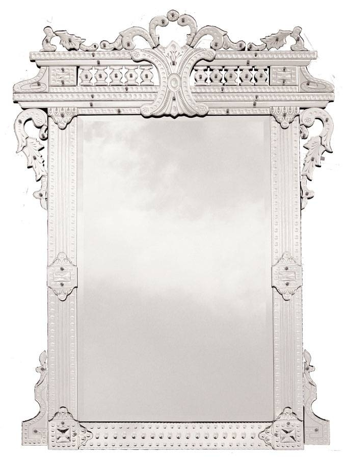 Venetian Mirrors – Mirror Lady – Welcome To The Web's Best Mirror For Rectangular Venetian Mirrors (#23 of 30)