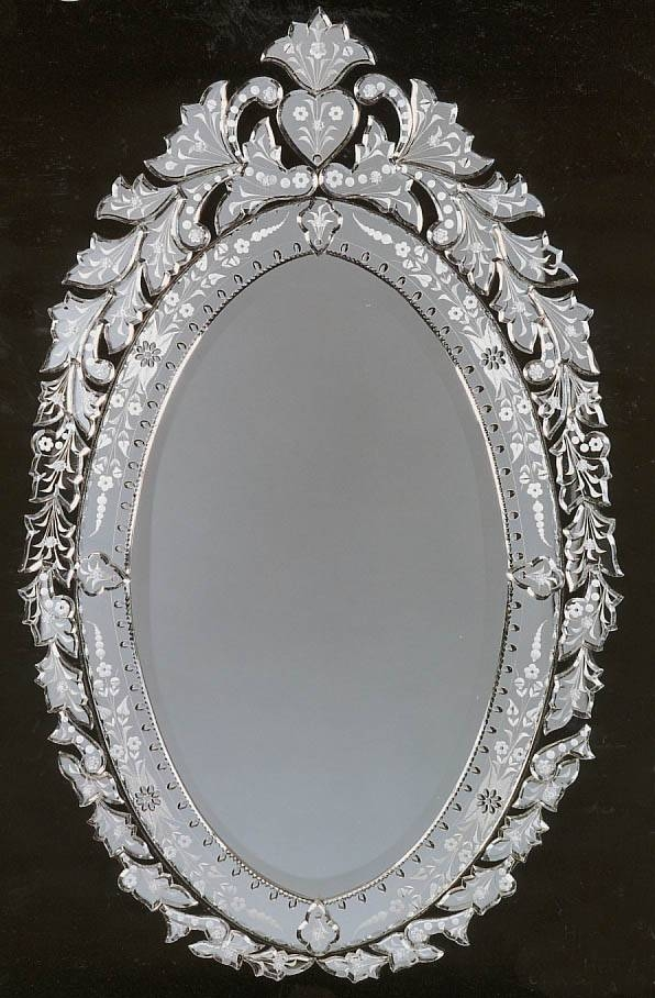 Venetian Mirrors – Mirror Lady – Welcome To The Web's Best Mirror In Venetian Oval Mirrors (View 3 of 15)