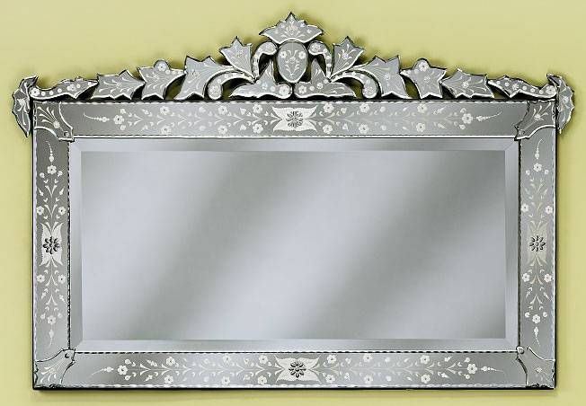 Venetian Mirrors – Mirror Lady – Welcome To The Web's Best Mirror Within Rectangular Venetian Mirrors (#27 of 30)
