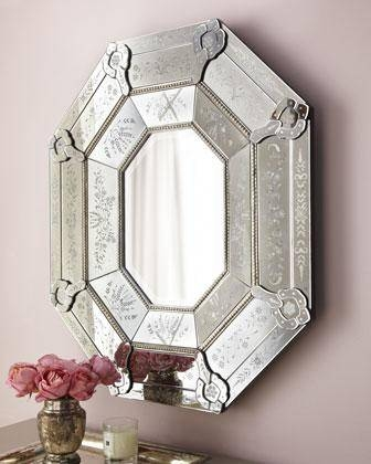 Inspiration about Venetian Style Mirror – Neiman Marcus In Venetian Style Mirrors (#21 of 30)