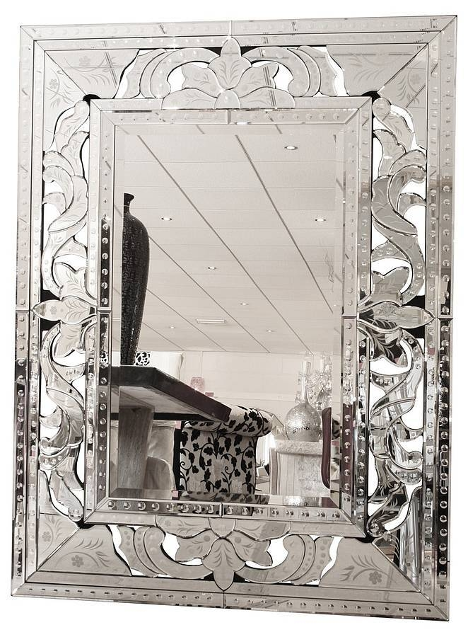 Inspiration about Venetian Style Wall Mirrormade With Love Designs Ltd With Regard To Venetian Style Wall Mirrors (#1 of 20)