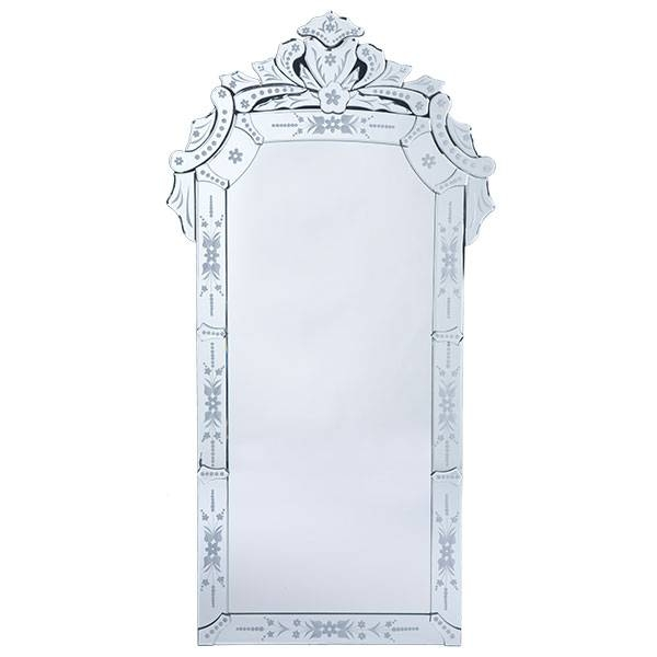Venetian Vanity Mirror With Regard To Long Venetian Mirrors (#20 of 20)