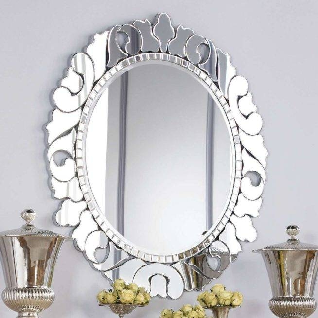 Inspiration about Venetian Wall Mirror Antique Venetian Mirror Furniture Mirror Within Venetian Style Wall Mirrors (#11 of 20)