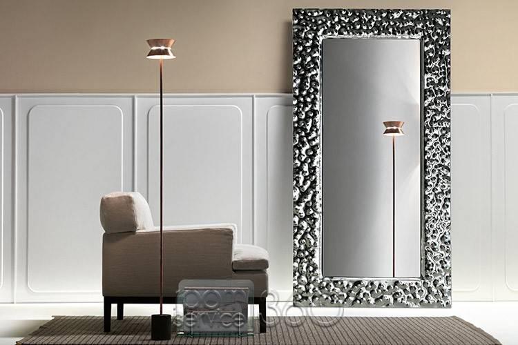 Inspiration about Venus Modern Italian Mirrorvittorio Livi For Fiam Italia For Modern Free Standing Mirrors (#4 of 30)