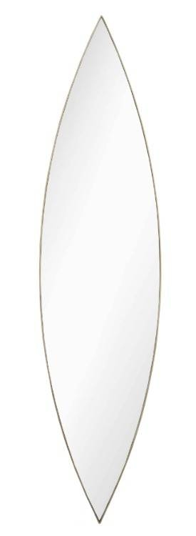 Inspiration about Verona Long Oval Mirror 180 X 44Cm Verona Long Oval Mirror Pertaining To Long Oval Mirrors (#1 of 30)