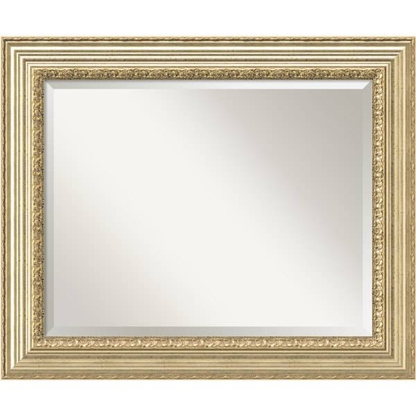 Inspiration about Victorian Champagne Wall Mirror – Large 35 X 29 Inch – Free With Champagne Wall Mirrors (#16 of 20)