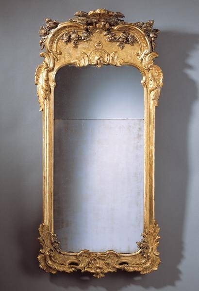 Inspiration about Viebahn Fine Arts | Mirrors: Rococo Wall Mirror. Stockholm, Circa Inside Rococo Wall Mirrors (#6 of 20)