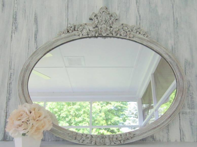 Vintage Bathroom Mirror: Timeless Elegance And Sophistication | De Throughout Cheap Vintage Mirrors (View 2 of 20)