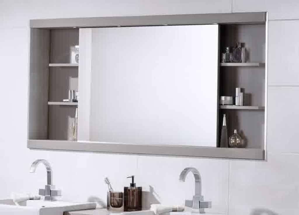 Vintage Bathroom Mirror With Shelf : Doherty House – Creating The For Vintage Bathroom Mirrors (View 13 of 30)