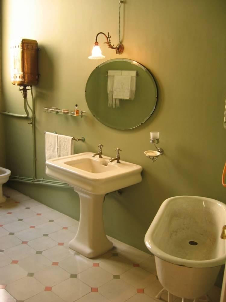 Inspiration about Vintage Bathroom Mirrors – Home Design Minimalist Regarding Vintage Bathroom Mirrors (#19 of 30)