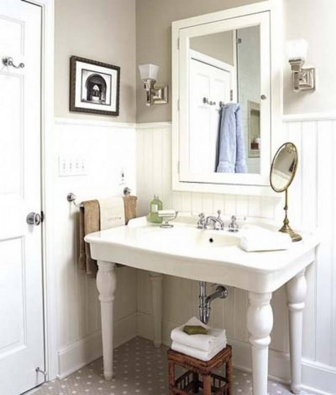 Inspiration about Vintage Bathroom Mirrors Uk | Home Design Ideas Intended For Vintage Bathroom Mirrors (#15 of 30)