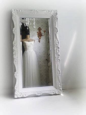Inspiration about Vintage Huge Body Mirror On The Hunt Pertaining To Ornate Leaner Mirrors (#8 of 30)