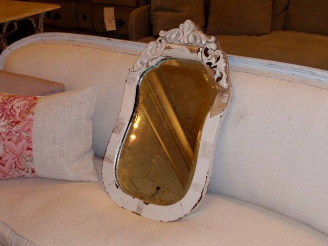 Inspiration about Vintage Mirrors – Hudson Goods Blog Intended For Small Antique Mirrors (#7 of 20)