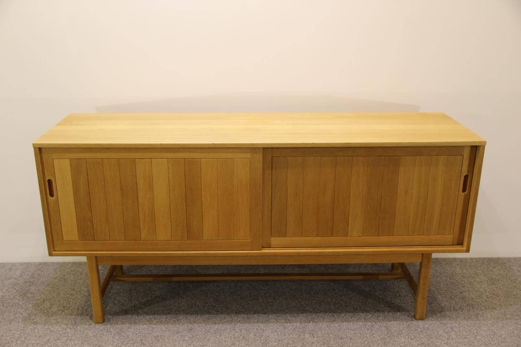 Vintage Oak Sideboardkurt Østervig For Kp Møbler For Sale At Within Oak Sideboards (#20 of 20)