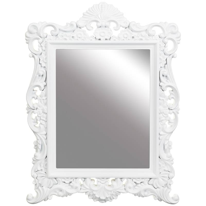 Inspiration about Vintage Ornate Mirror | Bedroom Accessories – B&m Stores With Ornate White Mirrors (#3 of 20)