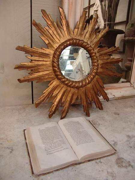 20 Ideas Of Antique Small Mirrors