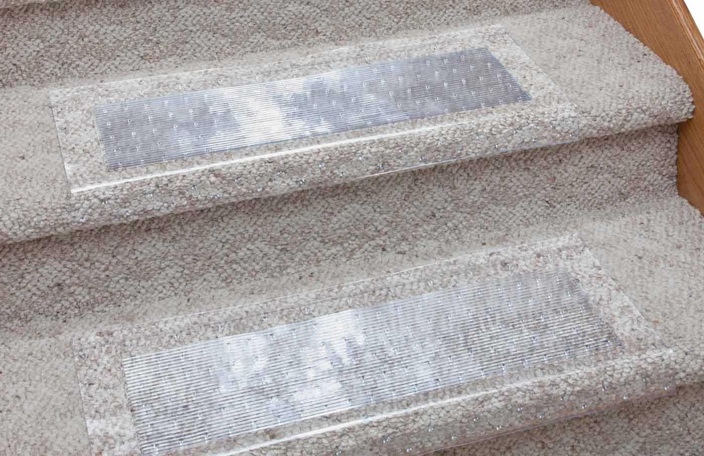 Vinyl Carpet Protector On Stairs Interior Home Design In Stair Tread Carpet Protectors (#18 of 20)