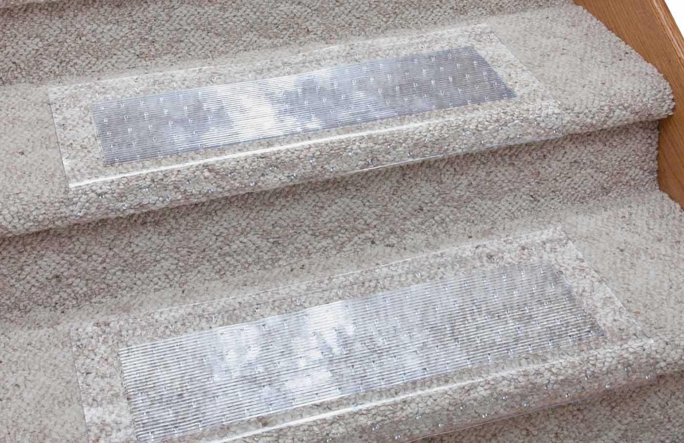 Vinyl Carpet Protector On Stairs Interior Home Design Regarding Stair Tread Carpet Covers (#20 of 20)
