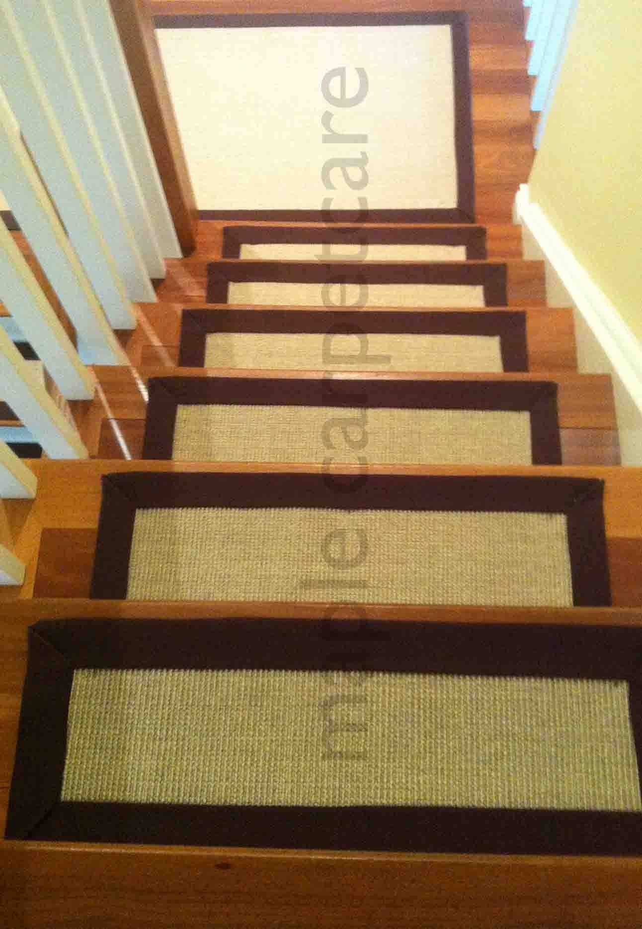 Vista Rugs Stair Treads Roselawnlutheran With Sisal Stair Tread Rugs (#19  Of 20)