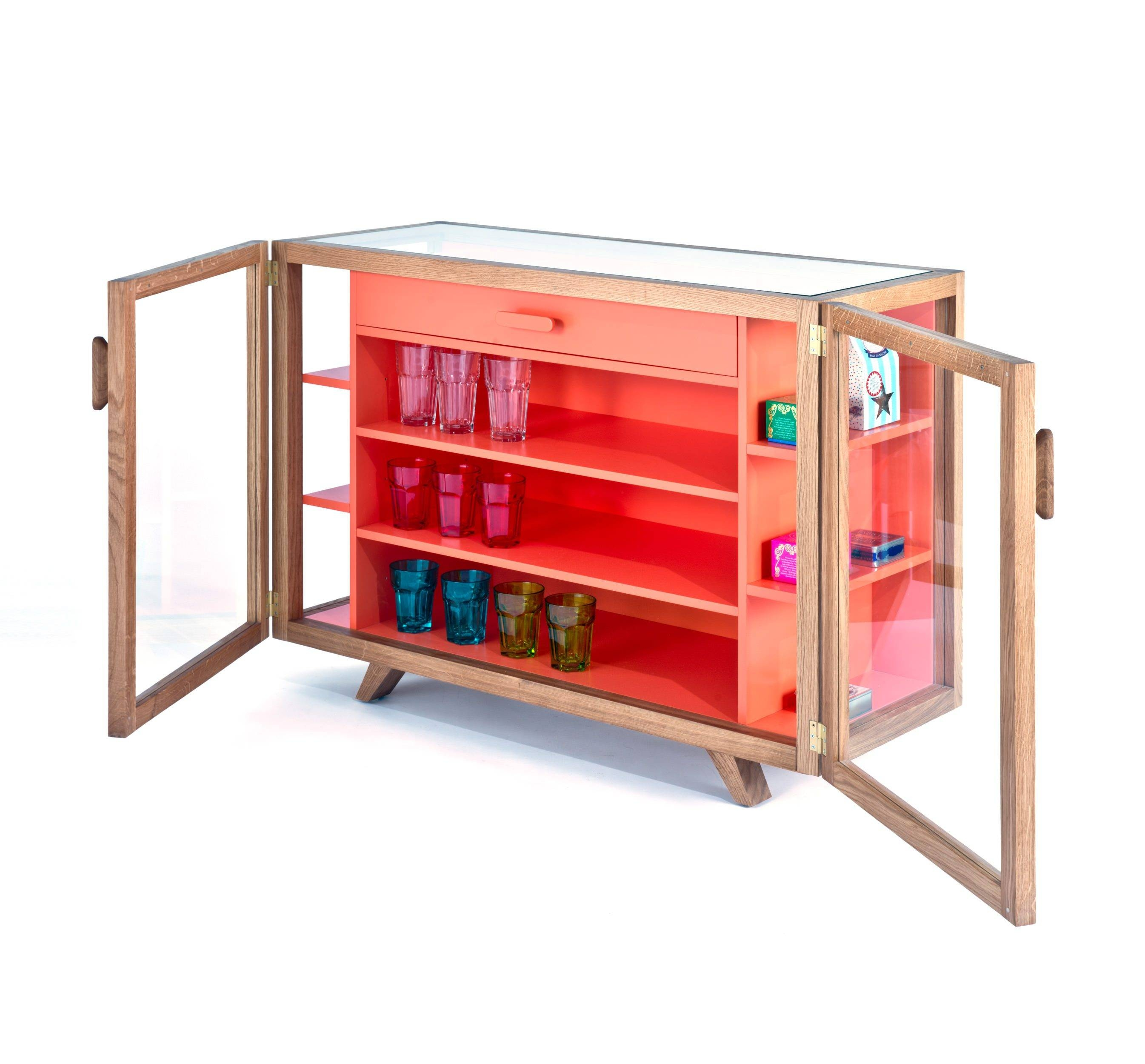 Vitrina Small Sideboardhierve | Case Furniture With Regard To Small Sideboard Cabinet (#20 of 20)