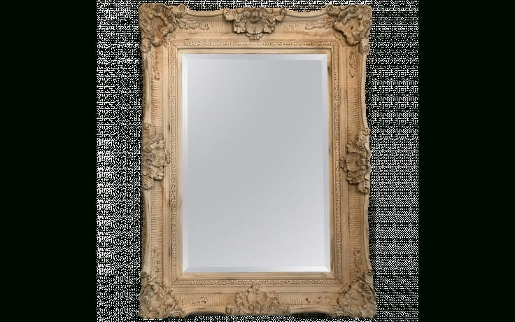 Inspiration about Viyet – Designer Furniture – Accessories – Abc Carpet & Home Throughout Shabby Chic Long Mirrors (#20 of 30)