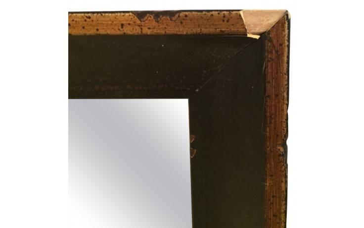 Viyet – Designer Furniture – Accessories – Antique Black And Gilt Throughout Gilt Edged Mirrors (#19 of 20)