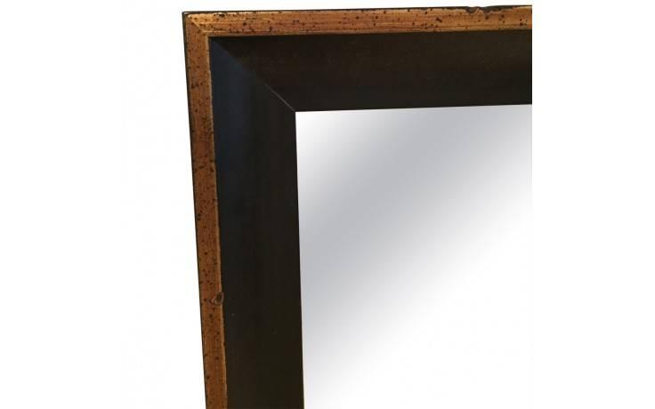 Viyet – Designer Furniture – Accessories – Antique Black And Gilt Within Gilt Edged Mirrors (#20 of 20)