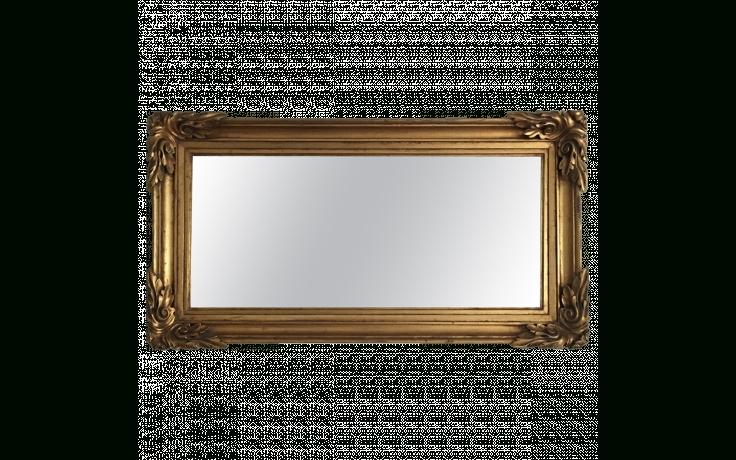 Inspiration about Viyet – Designer Furniture – Accessories – Antique Gold Gilt Mirror Regarding Gold Gilt Mirrors (#17 of 20)