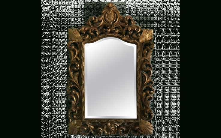 Inspiration about Viyet – Designer Furniture – Accessories – Antique Italian Rococo Throughout Rococo Style Mirrors (#22 of 30)