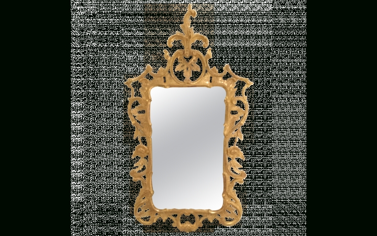 Viyet – Designer Furniture – Accessories – Traditional Rococo Within Rococo Style Mirrors (#30 of 30)