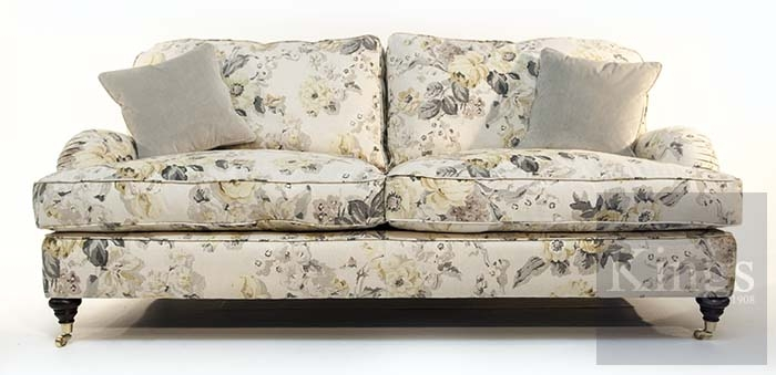 Wade Upholstery Floyd Large And Small Sofas Sold In Classic English Sofas (View 15 of 15)